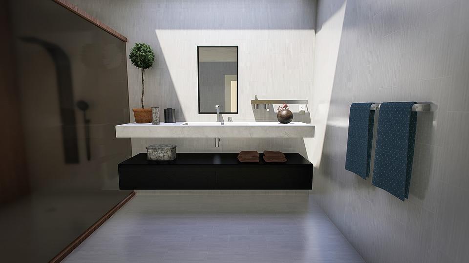 dobrze dobrane lustro w łazience